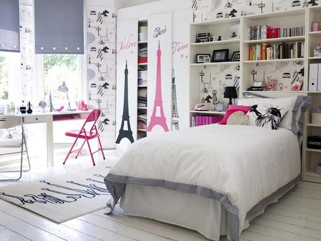 Kamar Tidur Untuk Anak Perempuan