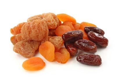 Buah-buahan kering