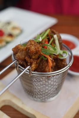 Honey Glazed Chicken Terasky Transera