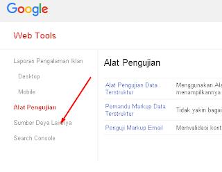 sumber daya web tools