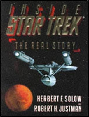 Portada del Inside Star Trek