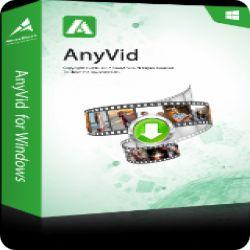 تحميل AmoyShare AnyVid مجانا لتحميل اي فيديو