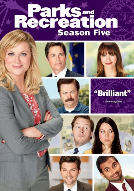 Serie Parks And Recreation