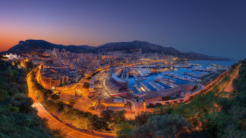 Monaco travel images wallpaper