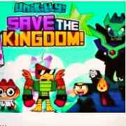 Unikitty game save the kingdom