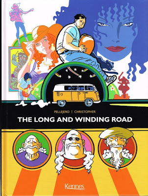 The Long And Winding Road aux editions Kennes