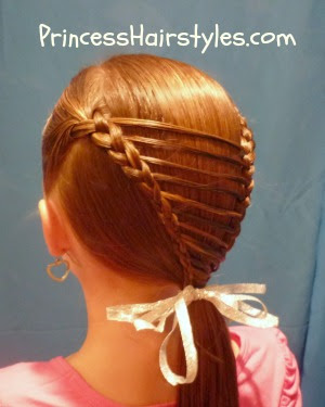 step braid