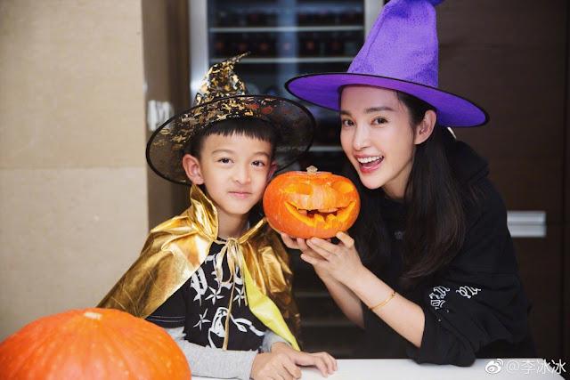 Li Bing Bing Halloween look 2017