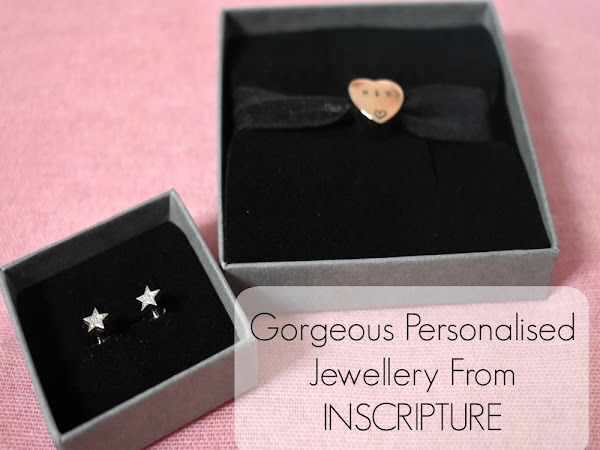 Gorgeous Personalised Jewellery From Inscripture