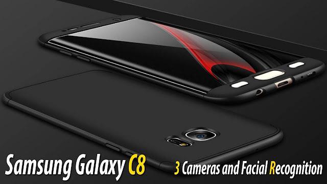سعر ومواصفات الهاتف Samsung Galaxy C8 بالصور سعر ومواصفات الهاتف Samsung Galaxy C8 بالصور
