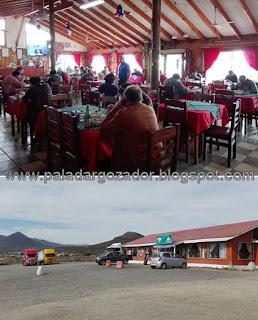 El Volante Pichidangui local comedor
