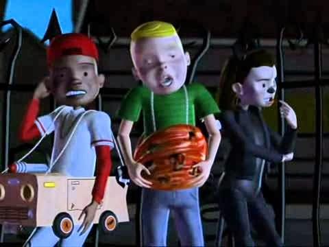 Halloween Spooktacular Movie.Silent To Hughes Scary Godmother Halloween Spooktacular 2004