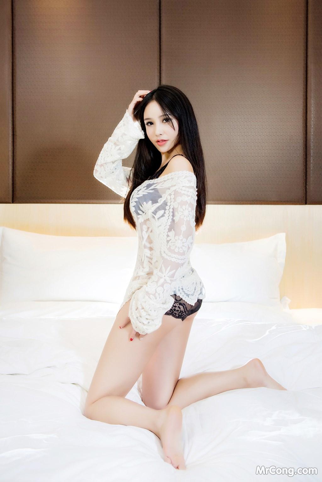 Image SLADY-2017-05-25-No.007-Yi-Xuan-MrCong.com-002 in post SLADY 2017-05-25 No.007: Người mẫu Yi Xuan (怡萱) (63 ảnh)