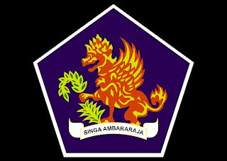 Logo Kabupaten buleleng bali Vector