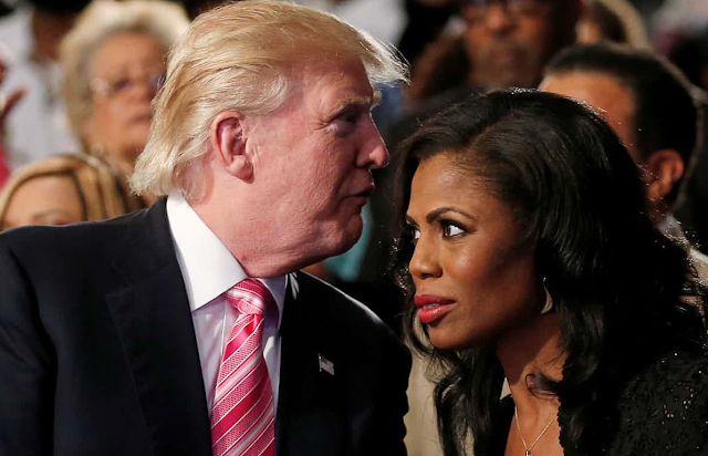 Omarosa says Trump is a racist who uses N-word – and claims there is tape to prove it