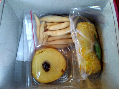 Snack Box Cilegon Anyer Serang