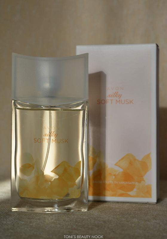 avon silky soft musk edt fragrance