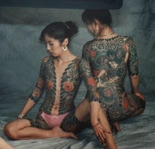 yakuza tattoos and stories