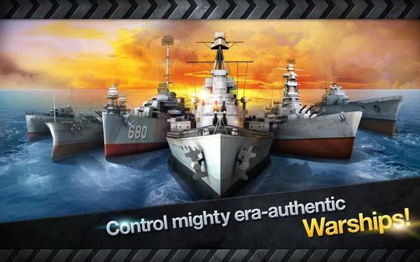 Free Download WARSHIP BATTLE : 3D World War II Apk v1.2.2