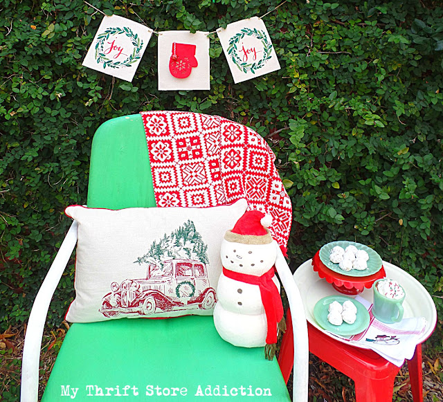 30 Christmas porches