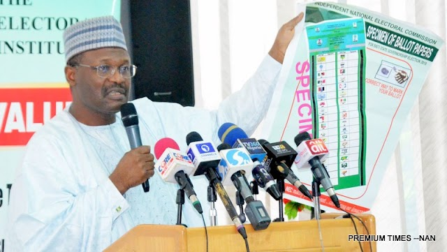 BREAKING NEWS! INEC SUSPENDS PRESENTATION OF CERTIFICATE OF RETURNS TO ZAMFARA GOVERNOR-ELECT
