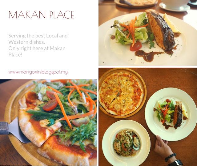 Johor Taman Molek Makan Place