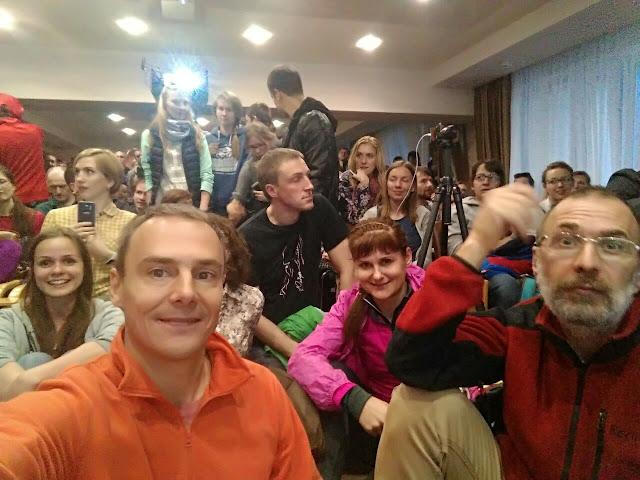 Маркотх 2017 брифинг в гостинице Новороссийск