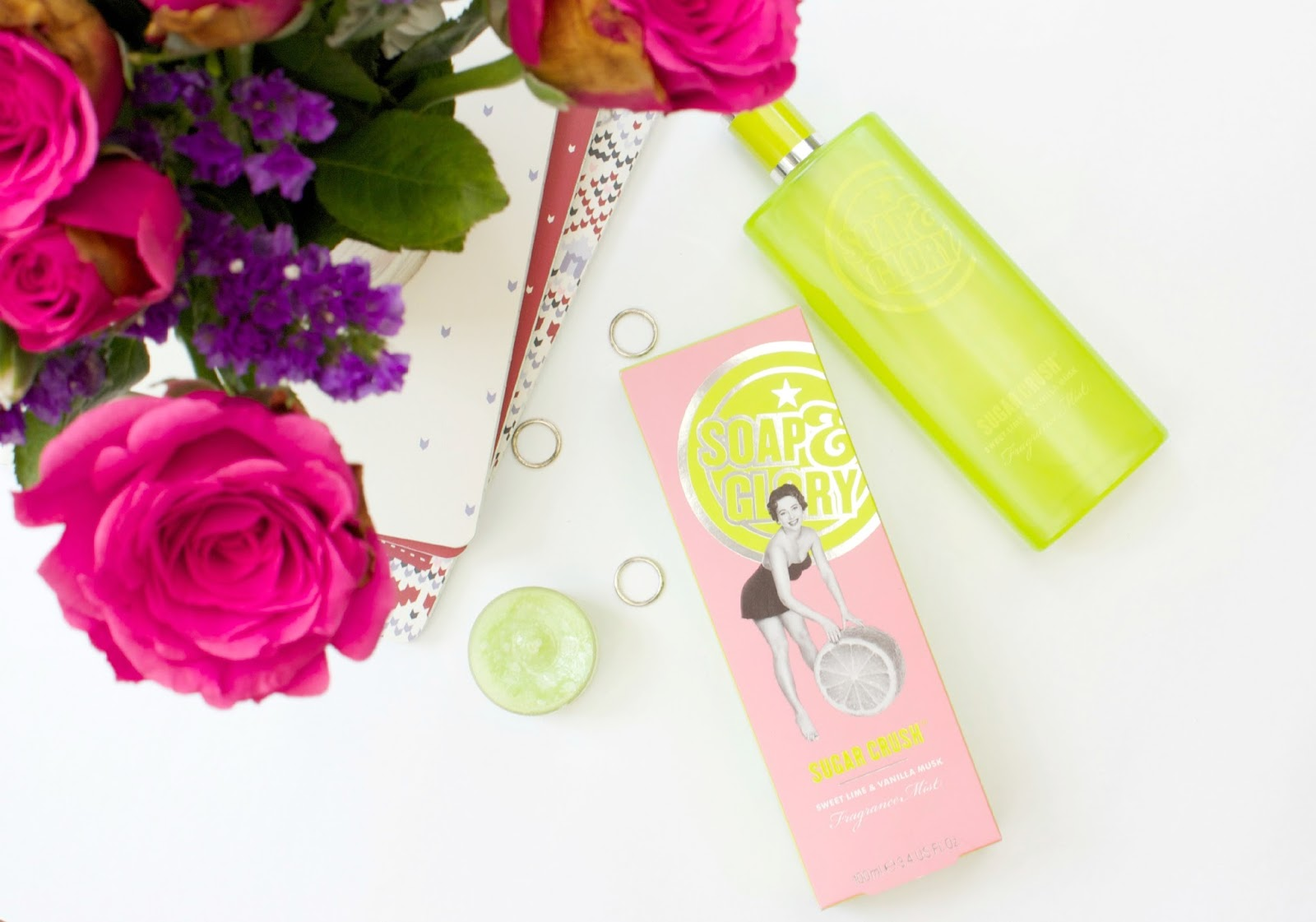 Soap & Glory Sugar Crush Sweet Lime & Vanilla Musk Fragrance Mist