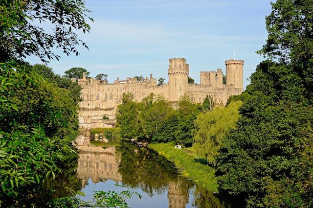 Warwick Castle,England