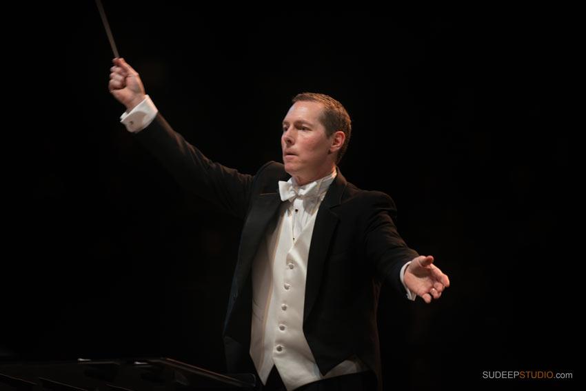 University of Michigan School of Music Wind Symphony Orchestra - Sudeep Studio
