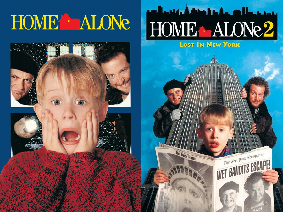 Talk Without Rhythm Episode 398 Home Alone 1990 And Home Alone 2 Lost In New York 1992