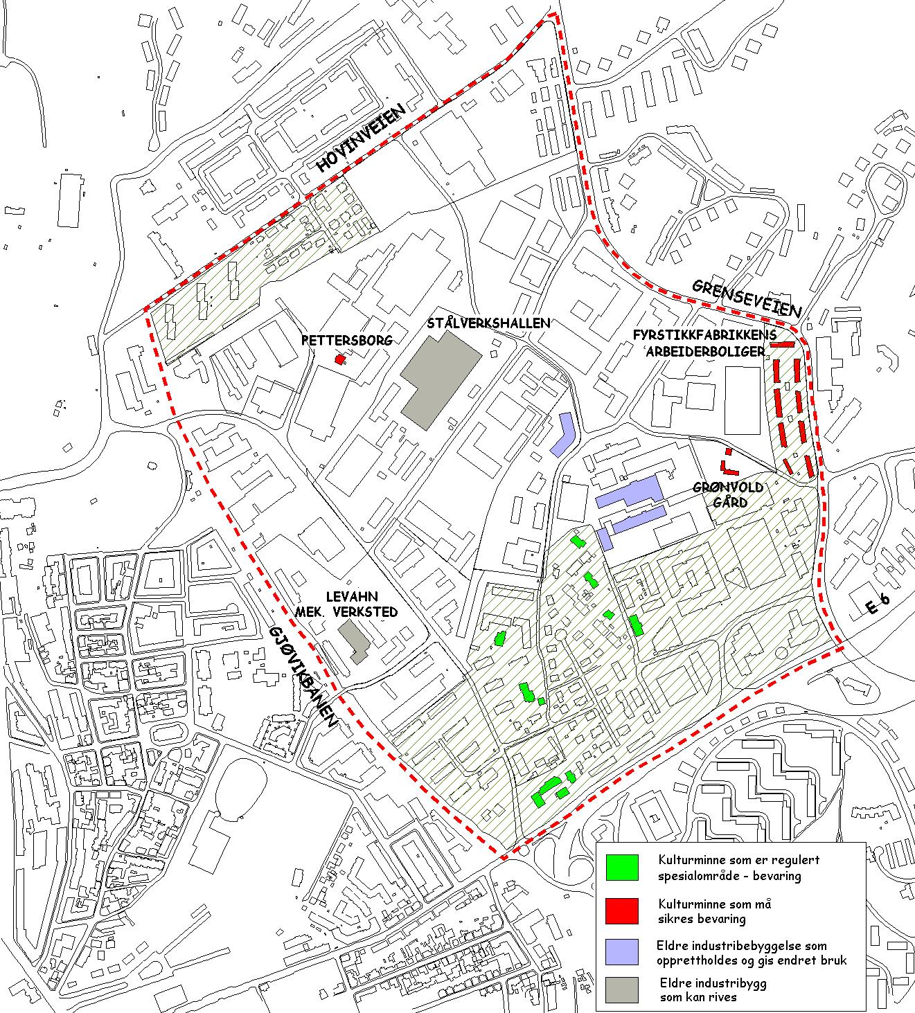 ensjø kart Verneverdige bygninger på Ensjø | ENSJØAVISEN