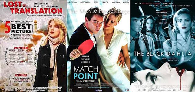 7 Film Paling Hot yang Dibintangi Scarlett Johansson (18+)