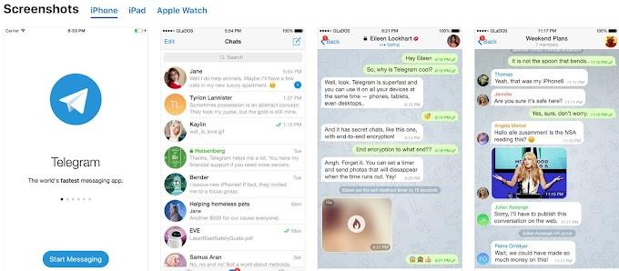 Telegram Messaging