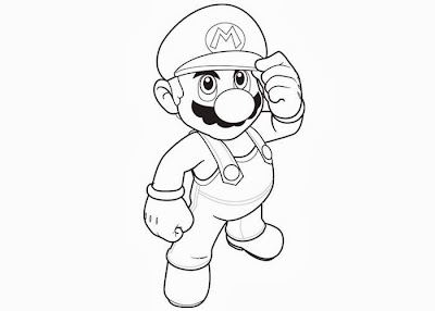 Super Mario Galaxy 2 Printable Coloring Pages - Colorings.net