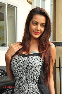 Diksha Panth Stills at CHAL CHAL GURRAM Audio Release at BIG FM ~ Bollywood and South Indian Cinema Actress Exclusive Picture Galleries