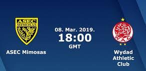 اون لاين مشاهدة مباراة الوداد واسيك ميموزا بث مباشر 9-3-2019 دوري ابطال افريقيا اليوم بدون تقطيع