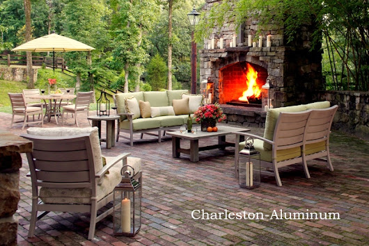 Manufacturer Spotlight -Summer Classics - Great ideas for enjoying your patio space.