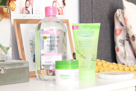 My Top 3 Skincare Products Under £10
