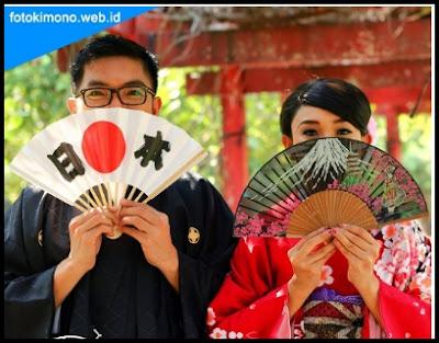 Abadikan Momen Berharga ala Jepang di FotoKimono