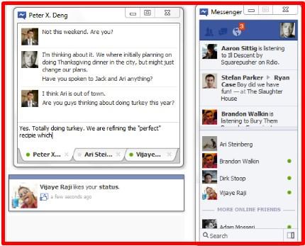facebook messenger for windows desktop