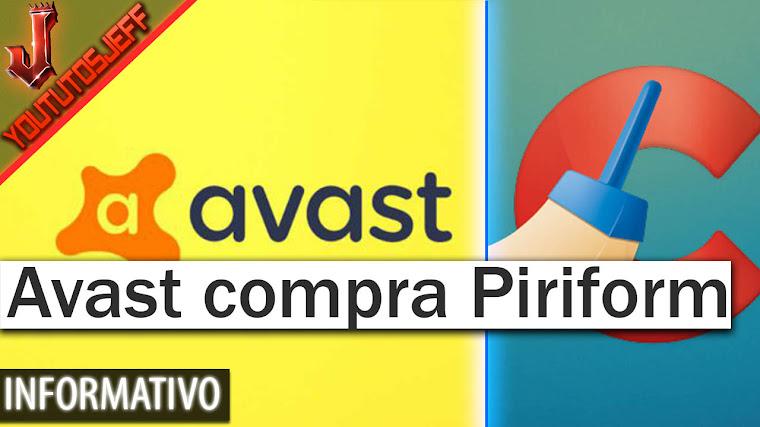 Avast compra Piriform y ahora es dueña de Ccleaner