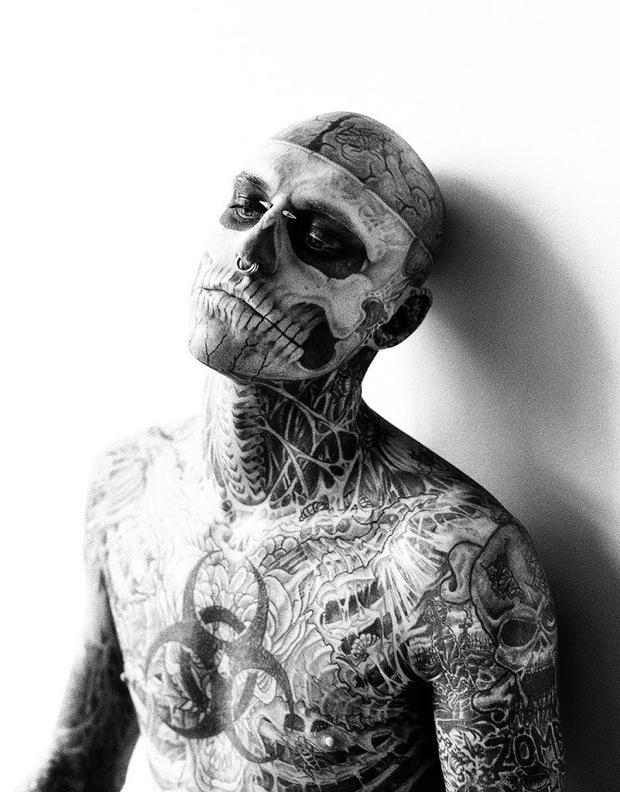 rick genest zombie boy - photo #13