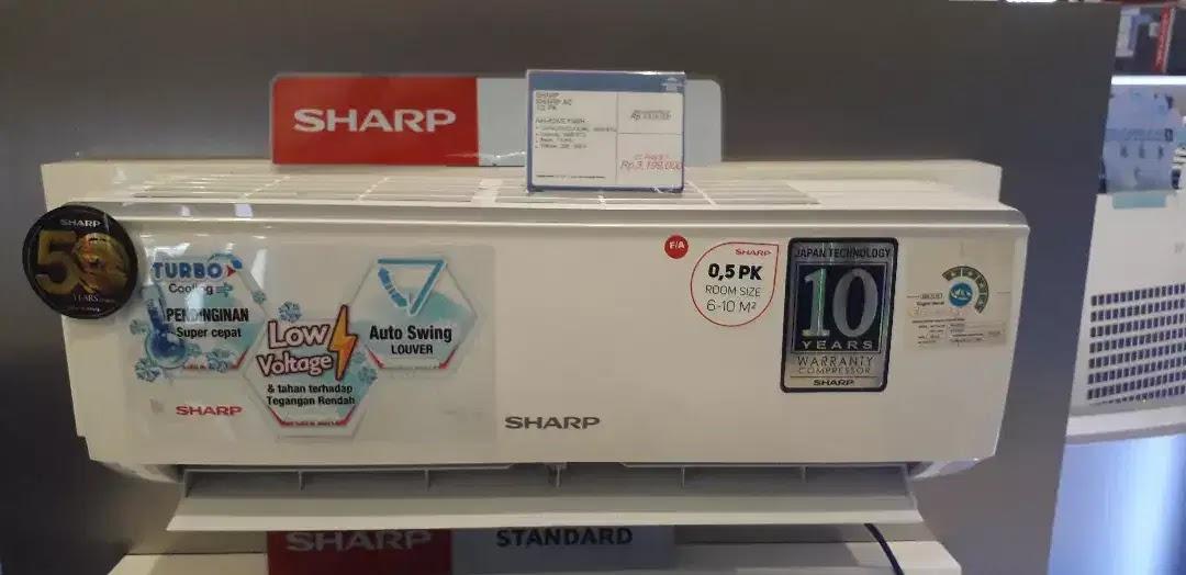 Air Conditioner (AC) Sharp