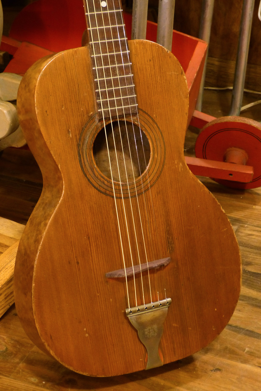 1890s regal made ews tailpiece parlor guitar. Black Bedroom Furniture Sets. Home Design Ideas