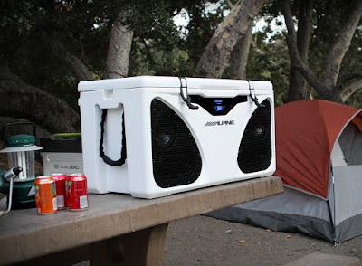 Alpine Electronics debuts new $1,500 'In-Cooler Entertainment System'