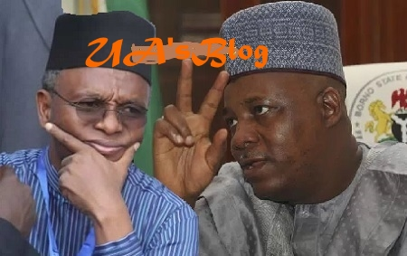 EXCLUSIVE: Fallout of Obasanjo's Letter; Buhari, Tinubu Groups Battle Over El-Rufai, Shettima As 2019 APC Presidential Candidate