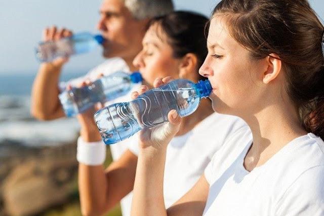 usaha air minum