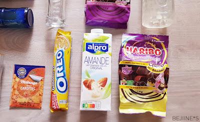 Unboxing DegustaBox d'Avril