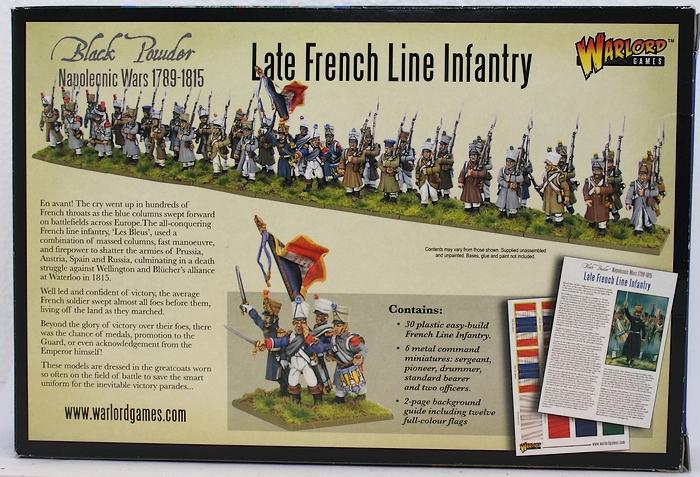 28MM BRITISH NAPOLEONIC LINE INFANTRY PERRY MINIATURES NAPOLEONICS
